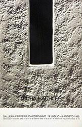 Anonym - Micha Hächler