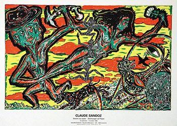 Anonym - Claude Sandoz