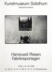 Anonym - Hansruedi Riesen