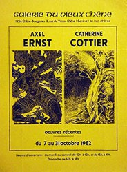 Anonym - Axel Ernst / Catherine Cottier