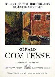 Anonym - Gérald Comtesse