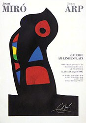 Miró Joan - Joan Miró / Joan Arp