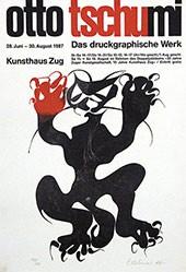 Tschumi Otto - Otto Tschumi - Kunsthaus Zug