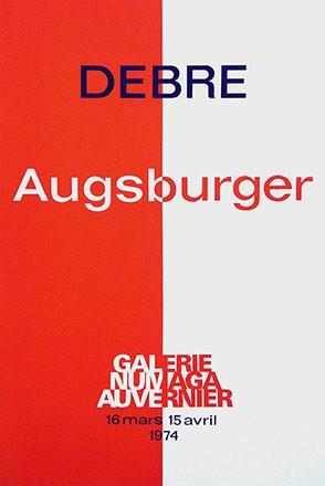 Anonym - Debre - Augsburger