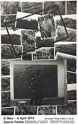 Anonym - Bruno Gasser - Galerie Palette