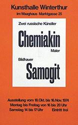 Anonym - Chemiakin / Samogit - Waaghaus