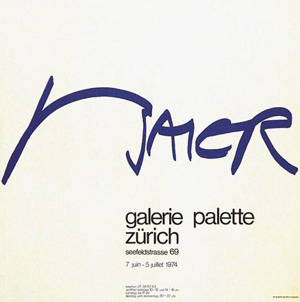 Anonym - Baier - Galerie Palette Zürich