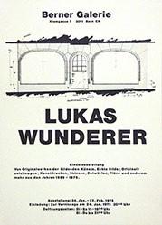 Anonym - Lukas Wunderer