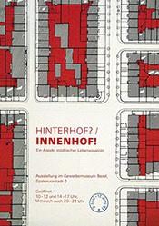 Anonym - Hinterhof? / Innenhof!