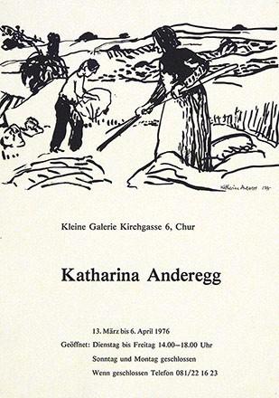 Anderegg Katharina - Katharina Anderegg