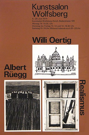 Anonym - Albert Rüegg / Willi Oertig