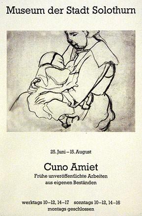 Anonym - Cuno Amiet