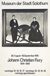 Anonym - Johann Christian Flury
