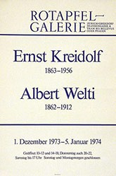Anonym - Ernst Kreidolf / Albert Welti