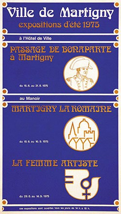 Anonym - Ville de Martigny