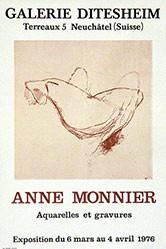 Anonym - Anne Monnier
