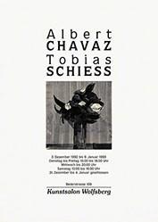 Anonym - Albert Chavaz / Tobias Schiess