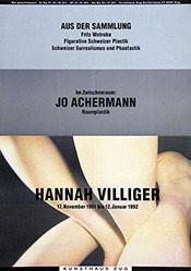 Anonym - Jo Achermann / Hannah Villiger