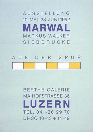 Anonym - Marwal - Markus Walker
