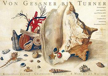 Waldvogel Heinz C. + Christa - Von Gessner bis Turner