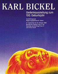 Anonym - Karl Bickel Gedenkausstellung