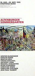 Anonym - Altenburger Sommergarten