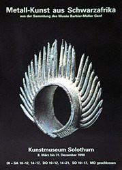 Anonym - Metall-Kunst aus Schwarzafrika