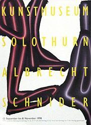 Anonym - Albrecht Schnider