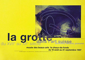 Lüthi Alexandre - La Grotte dans l'Art Suisse