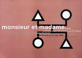 Lüthi Alexandre - Monsieur et Madame