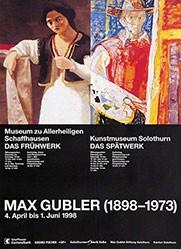 Anonym - Max Gubler