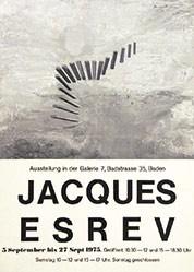 Anonym - Jacques Esrev
