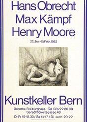 Ulli Pierre  - Hans Obrecht / Max Kämpf / Henry Moore