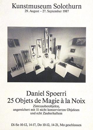 Anonym - Daniel Spoerri