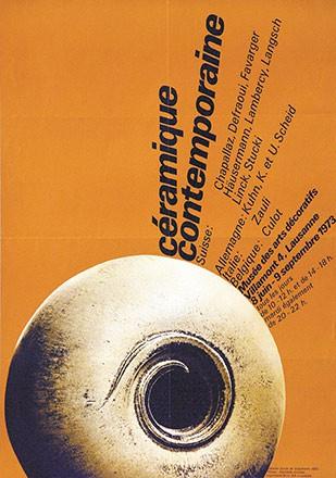 Atelier-Ecole de Graphisme AEG - Céramique contemporaine