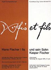 Anonym - Hans Fischer und sein Sohn
