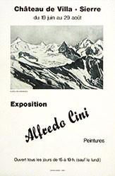 Anonym - Alfredo Cini - Peintures