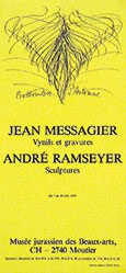 Anonym - Jean Messagier / André Ramseyer