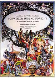 Gio - Schweizer Jugend forscht