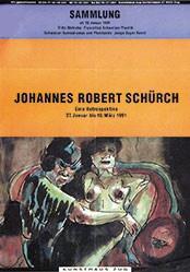 Anonym - Johannes Robert Schürch
