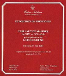 Anonym - Exposition de Printemps