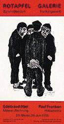 Anonym - Edeltraud Abel / Paul Franken