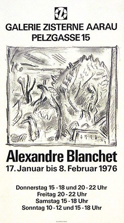 Anonym - Alexandre Blanchet