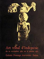 Anonym - Art tribal d'Indonésie
