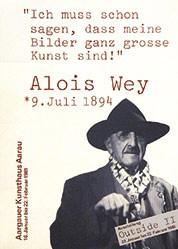 Anonym - Alois Wey
