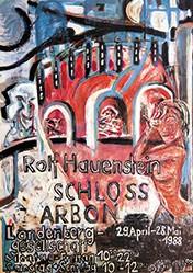 Anonym - Rolf Hauenstein
