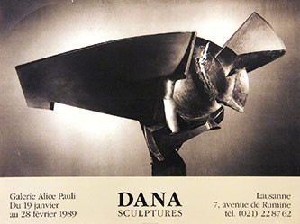 Anonym - Dana - Sculptures