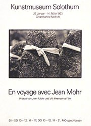 Anonym - En voyage avec Jean Mohr
