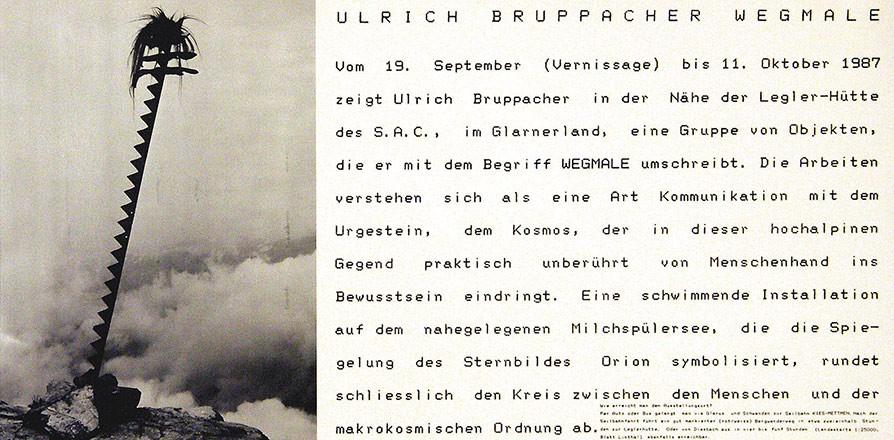 Anonym - Ulrich Bruppacher