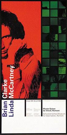 Anonym - Brian Clarke / Linda McCartney